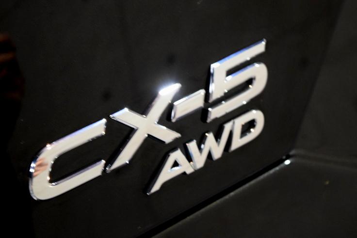 新車CX5003
