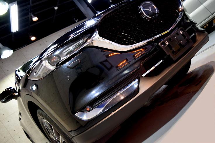 新車CX5008
