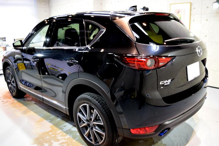 新車CX5011