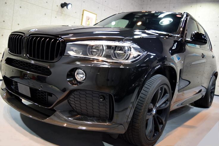 BMWX5 X35d 11