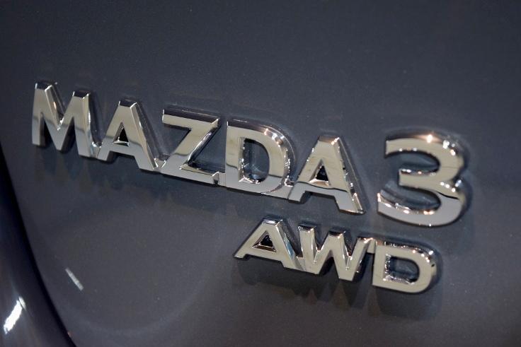 MAZDA3 09