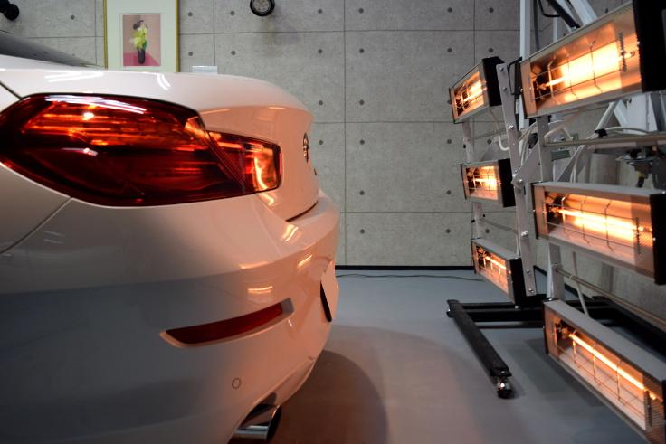 BMW ヒーター 02