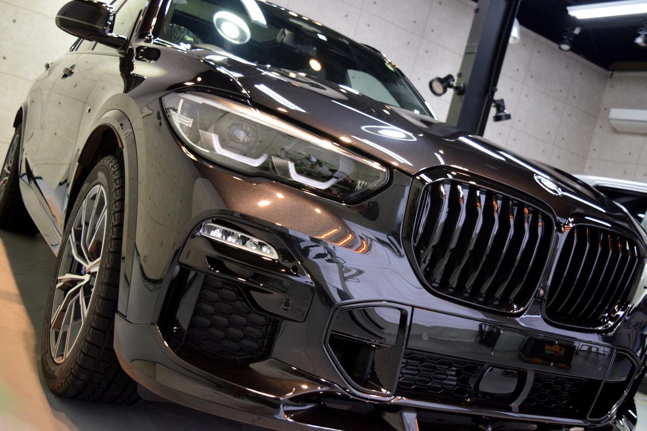 BMWX5表001