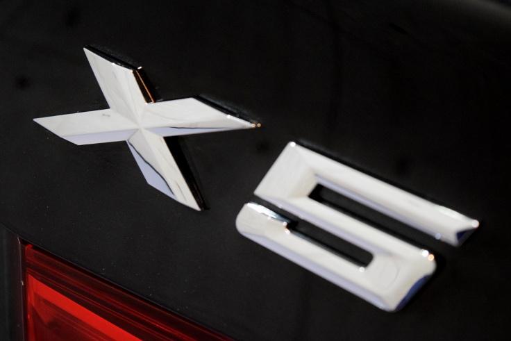 BMWX5 X35d 09