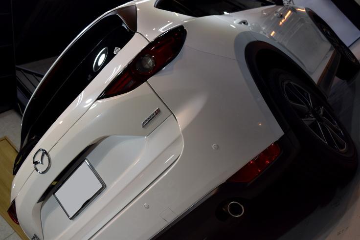 CX5白05